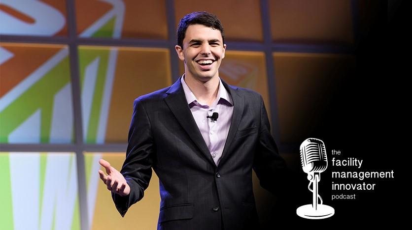 Episode 11: Millennials & the Future of FM   Insights from Jake Gunnoe - ASU