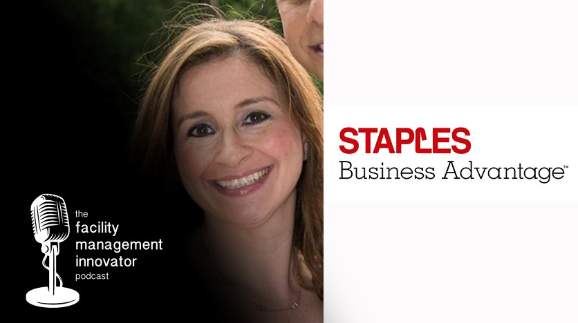 Episode 19: Workplace Strategies | Jenya Adler - Staples Business Advantage