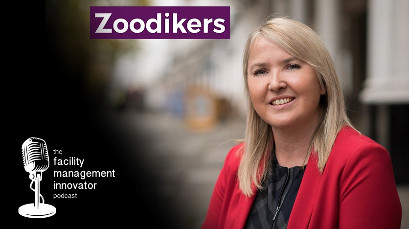 Ep. 39: FM Technology Trends & Marketing | Katie King, MBA - Zoodikers