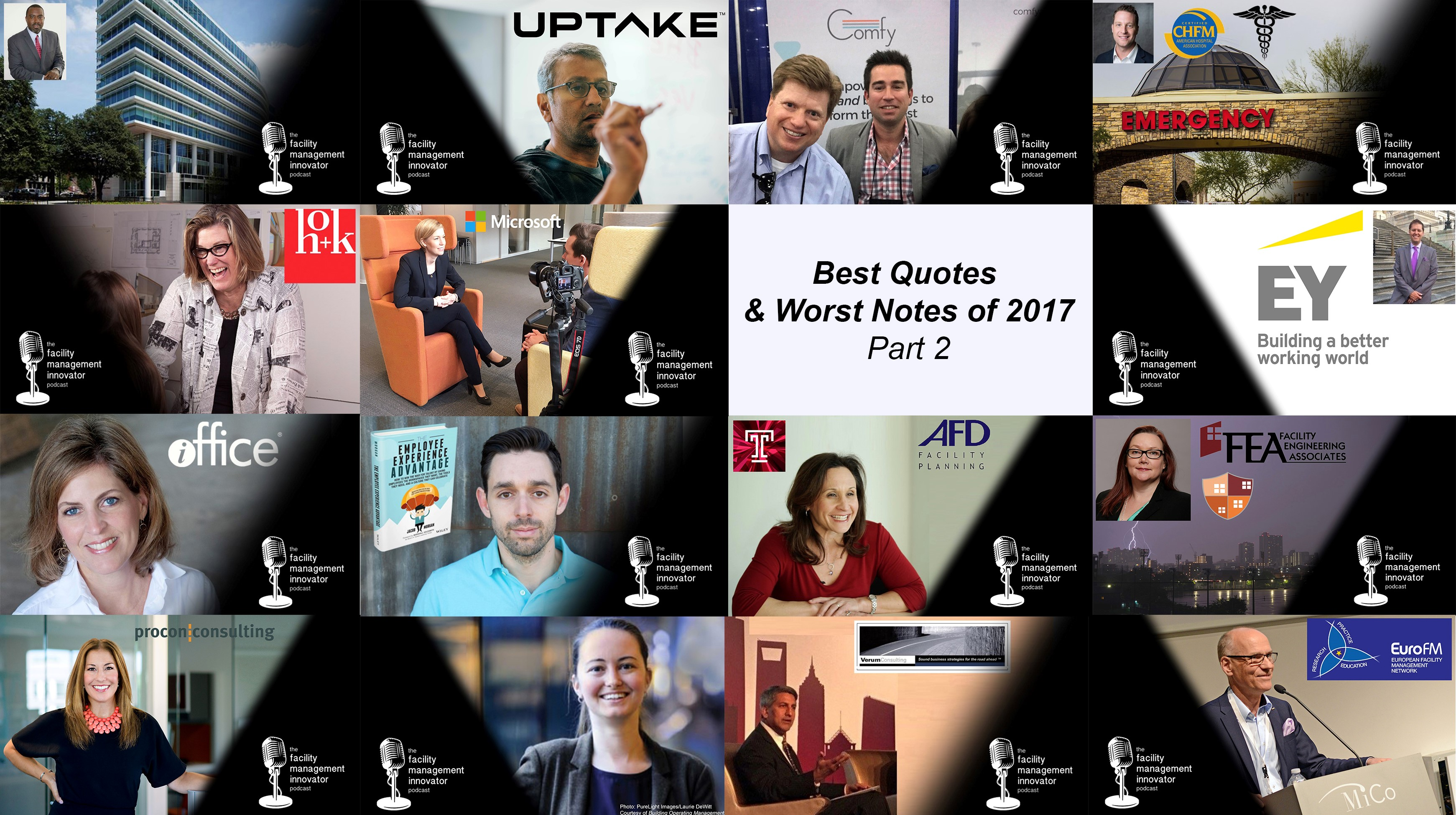 Ep. 70: Best Quotes & Worst Notes of 2017 (Part 2) | An FM Innovator Podcast Retrospective