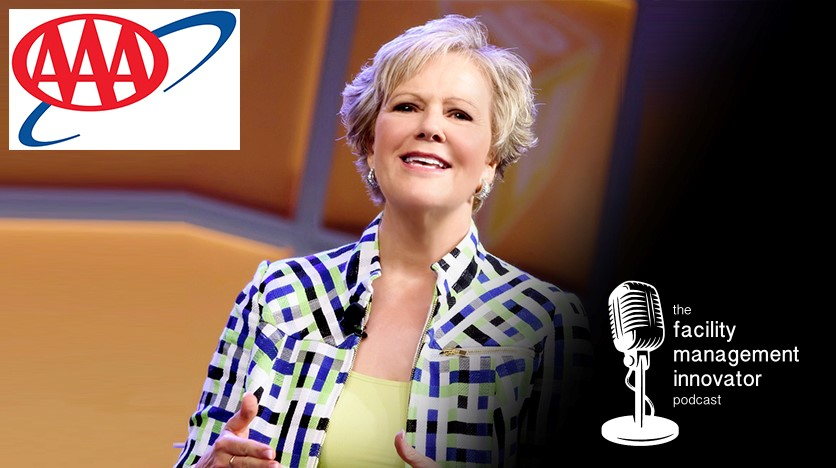 Ep. 79: Facing FM Challenges by Focusing on Our Strengths | Sue Thompson, CFM - AAA